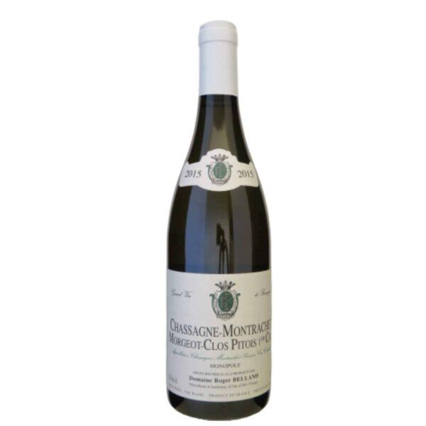 Belland Chassagne-Montrachet 1e Cru 'Morgeot Clos Pitois'