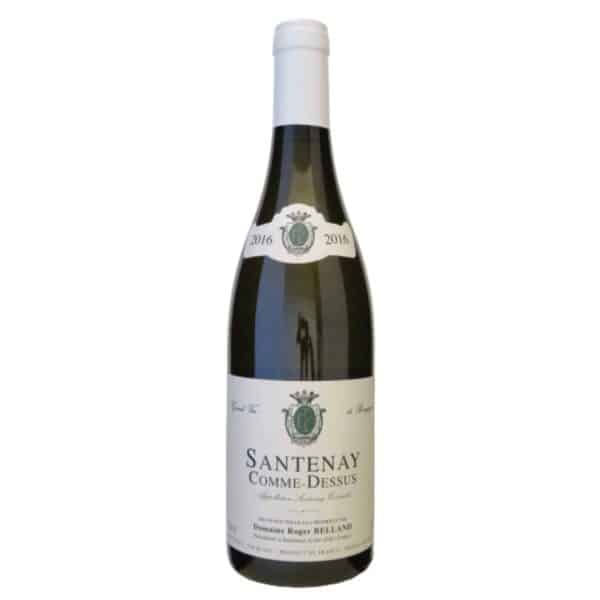 Belland Santenay Blanc 'Comme Dessus'
