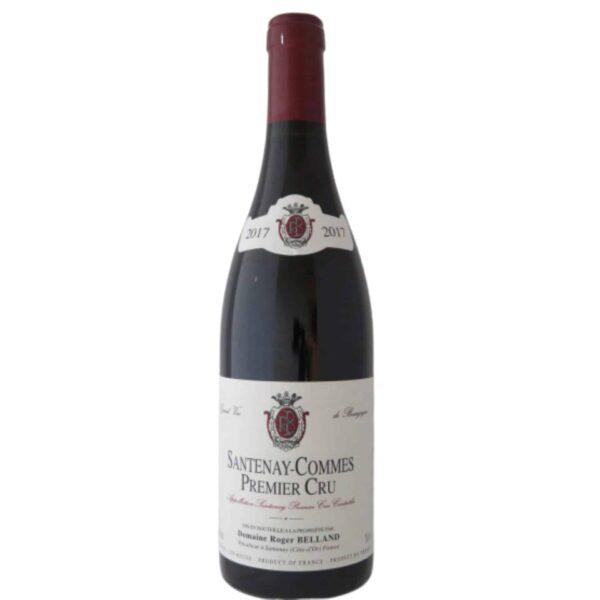 Belland Santenay Rouge 'Commes' 1er Cru
